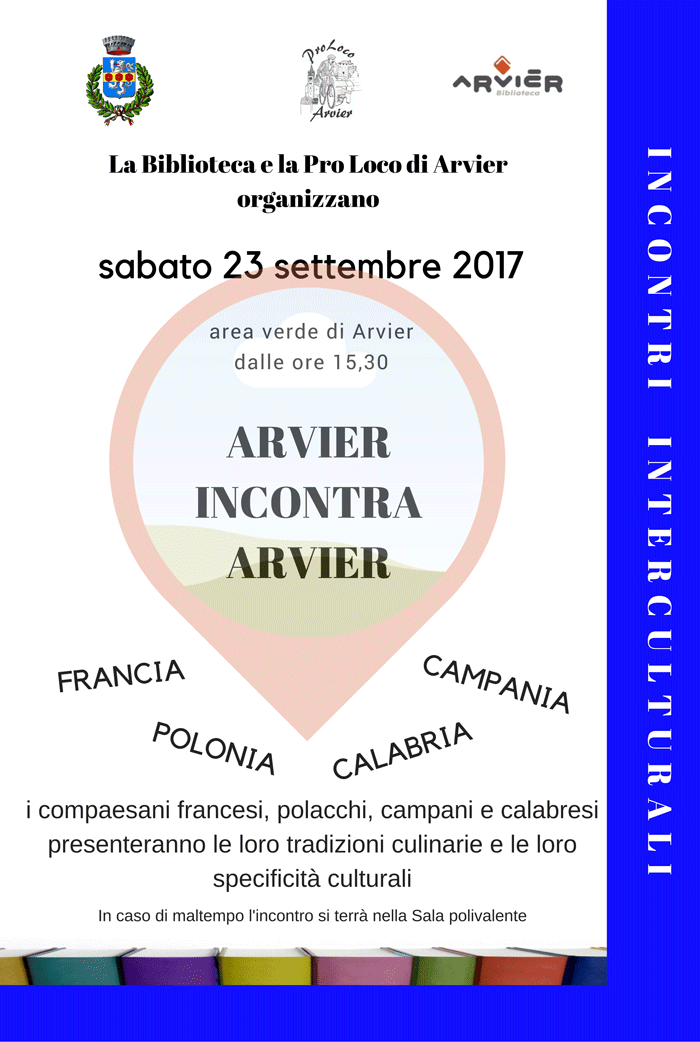 Arvier Incontra Arvier 2017