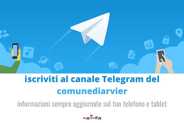 telegram arvier